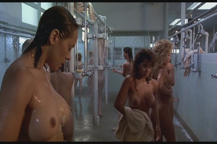 darnell nude shower